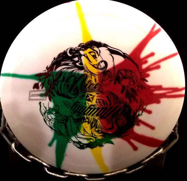 Innova Star TeeBIRD 3 Fly Dye Golf Disc