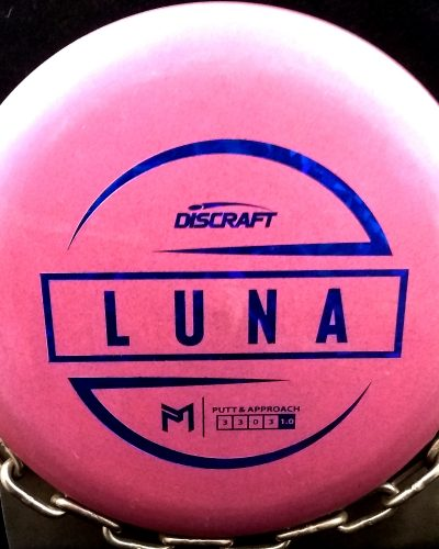 Discraft Paul McBeth ESP LUNA Golf Disc