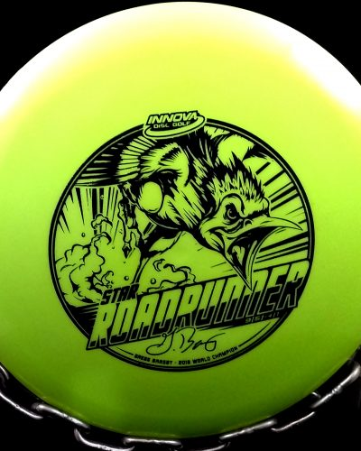 Innova Gregg Barsby Star ROAD RUNNER Golf Disc