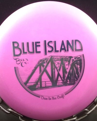 Innova DX Aviar Golf Disc Blue Island Beer