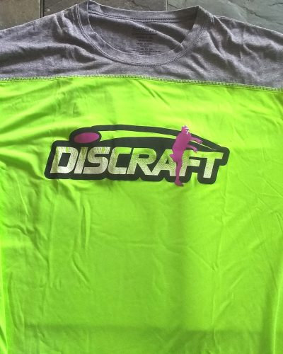 Discraft Disc Golf Shirt