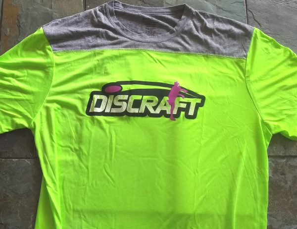 Discraft Disc Golf Shirt