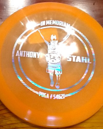 Innova Color Glow ' Anthony Stahl ' Champion FIREBIRD Golf Disc