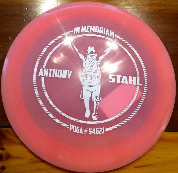Innova Color Glow ' Anthony Stahl ' Champion DESTROYER Golf Disc