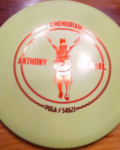 Innova Anthony Stahl KC Pro ROC Golf Disc