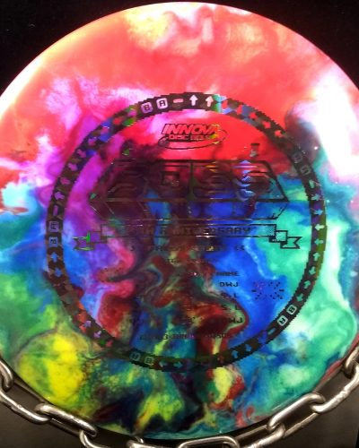 Innova Star BOSS Tripps Fly Dye Golf Disc 10 anniversary