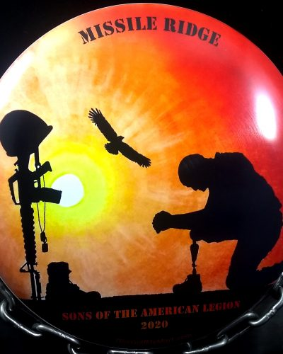 Discraft Super Color BUZZZ Golf Disc missile ridge armor of light freedom artist mark paul john