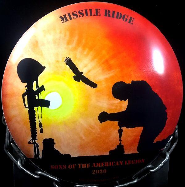 Discraft Super Color BUZZZ Golf Disc missile ridge armor of light freedom artist mark paul john