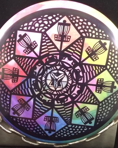 Dynamic Discs Eric McCabe Signature Series TRUTH Tripps Fly Dye Golf Disc
