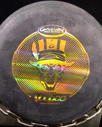 Gateway Super Stupid Soft VOODOO Golf Disc