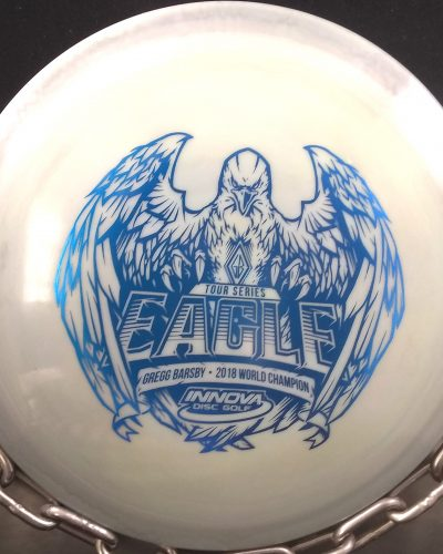 Innova Gregg Barsby 2018 World Champion Star EAGLE Golf Disc