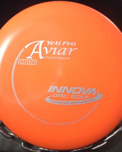 Innova Yeti Pro Aviar Golf Disc