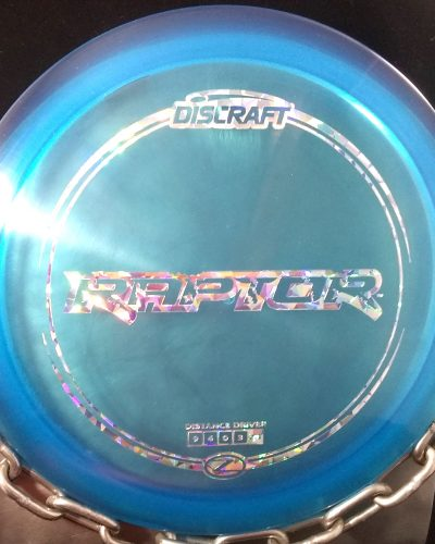 Discraft Z RAPTOR Golf Disc