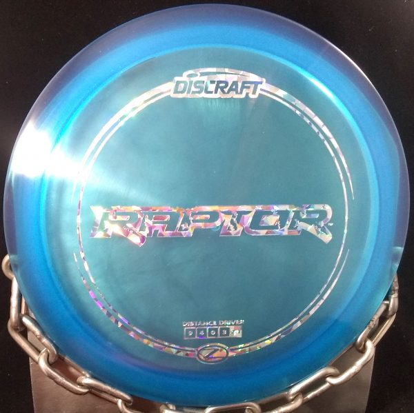 Discraft Z RAPTOR Golf Disc