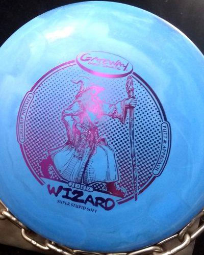Gateway Super Stupid Soft WIZARD Golf Disc