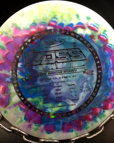 Innova Star BOSS Tripps Fly Dye Golf Disc