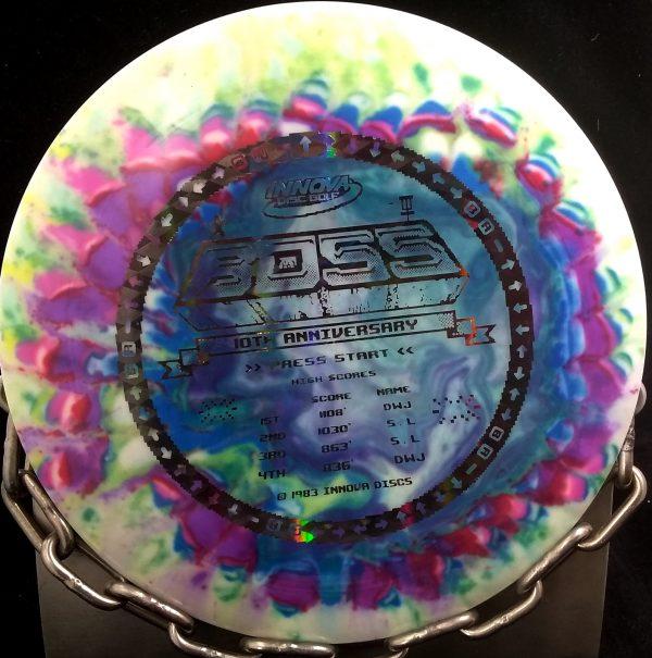 Innova Star BOSS Tripps Fly Dye Golf Disc
