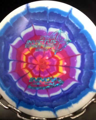 Innova Star INVICTUS Tripps Fly Dye Golf Disc