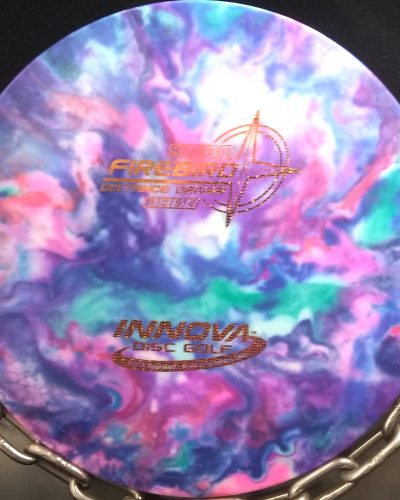 Innova Tiffany Tripps Fly Dye Star FIREBIRD Golf Disc