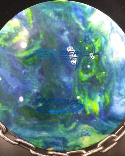 Innova Star XCALIBER Tripps Fly Dye Golf Disc