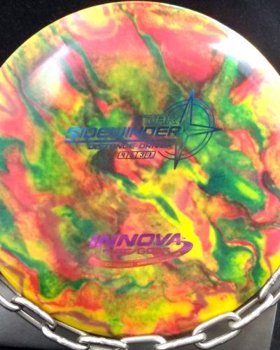 Innova Star SIDEWINDER Tripps Fly Dye Golf Disc