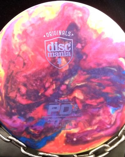 Discmania Tripps Fly Dye S-Line PD 2 (Power Driver) Golf Disc