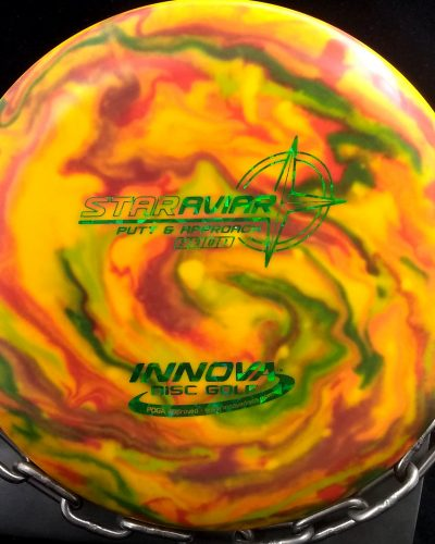 Innova Tripps Fly Dye Star AVIAR Golf Disc