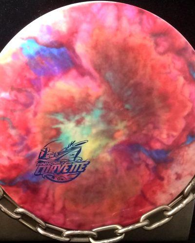 Innova Tripps Fly Dye Star CORVETTE Golf Disc