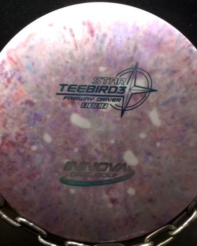 Innova Star TeeBIRD 3 Tripps Fly Dye Fly Dye Golf Disc