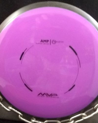 MVP (Discs) Neutron (Plastic Type) AMP Golf Disc