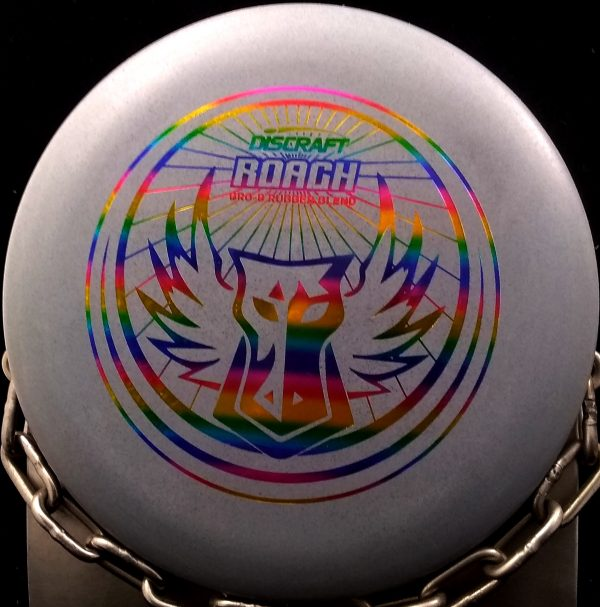 Discraft Bro D Rubber Blend ROACH Golf Disc