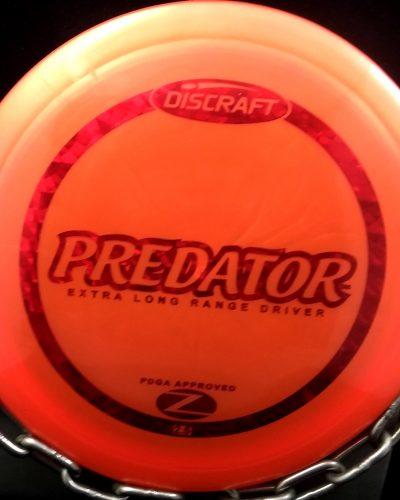 Discraft Z PREDATOR Golf Disc 1