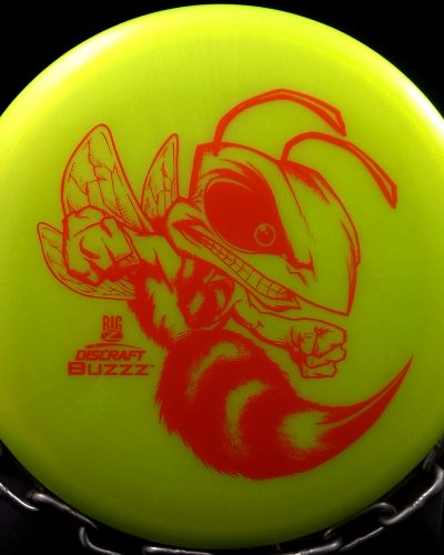 Big Z Buzzz golf disc discraft