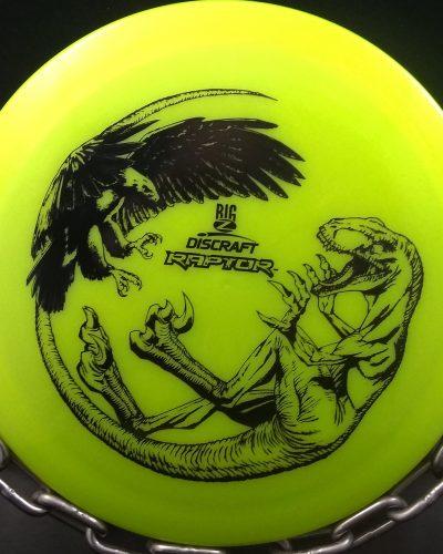 Discraft Big Z RAPTOR Golf Disc