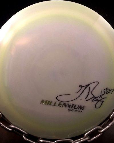 Millennium Sirius FALCON Golf Disc Gregg Barsby