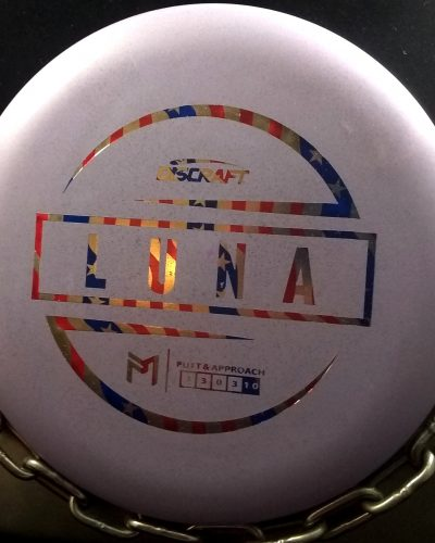 Discraft Paul McBeth ESP LUNA Golf Disc