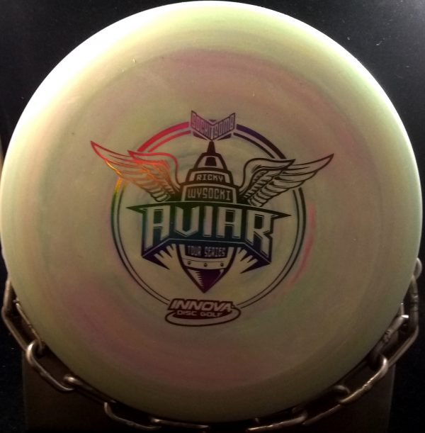 Innova Ricky Wysocki Sockibomb Tour Series Aviar Golf Disc
