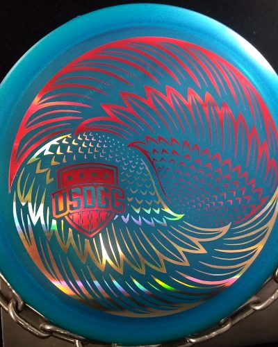 Innova 2020 United States Disc Golf Championship ( USDGC ) Champion Thrower ROC Golf Disc