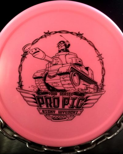 Innova Ricky Wysocki Tour Series Pro Pig Golf Disc