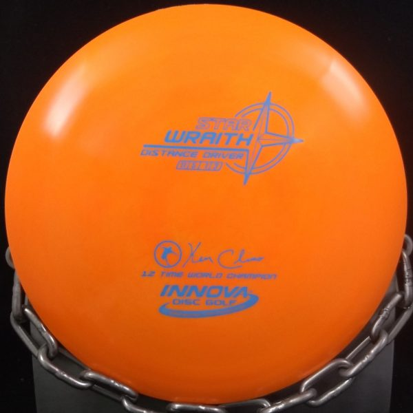 Innova Ken Climo 12 Time World Champion Star WRAITH Golf Disc