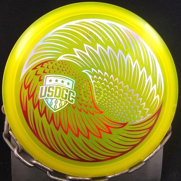 Innova 2020 United States Disc Golf Championship ( USDGC ) Champion Thrower ROC Golf Disc