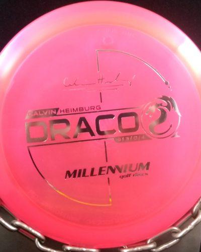 Millennium Calvin Heimburg Quantum DRACO Golf Disc