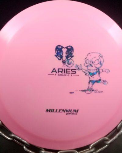 Millennium Sirius ARIES 1.2 Golf Disc 1