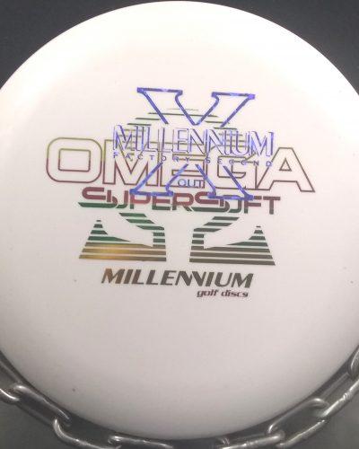 Millennium Super Soft OMEGA X-OUT Golf Disc