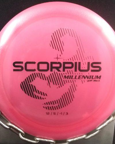 Millennium Quantum SCORPIUS Golf Disc