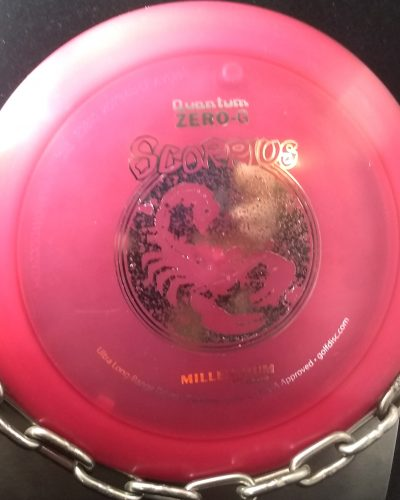 Millennium Quantum Zero-G SCORPIUS Golf Disc