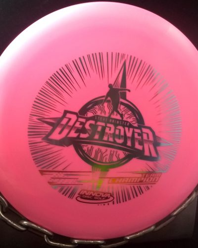 New Innova Team Champion Steve Brinster Star DESTROYER Golf Disc