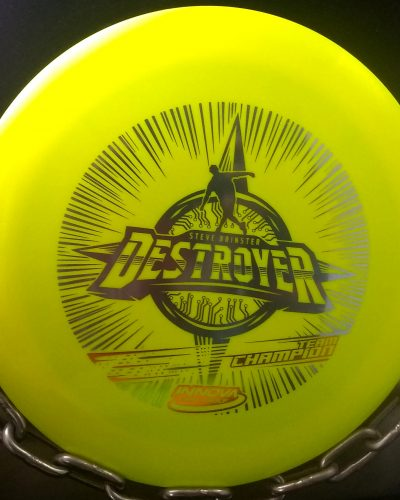 Innova Team Champion Steve Brinster Star DESTROYER Golf Disc