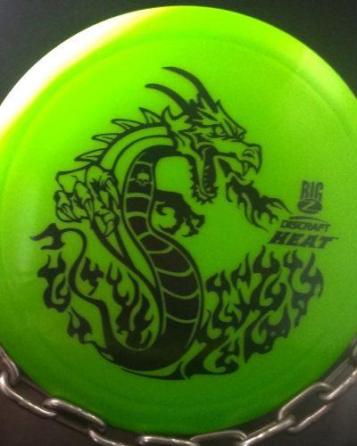 Discraft Big Z HEAT Golf Disc