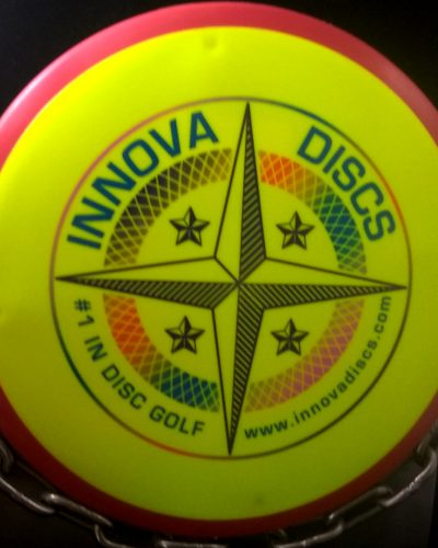Innova 1st Run Star AVATAR Golf Disc
